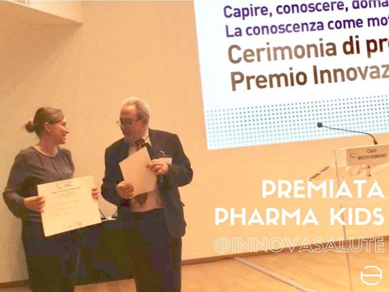 PHARMA KIDS PREMIO INNOVASALUTE FORUMPA