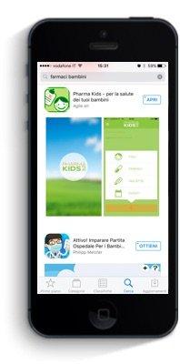 App Store Optimization Pharma Kids