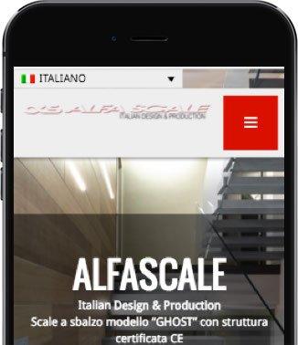 realizzare un sito Mirandola Modena -mobile ready- Agile srl