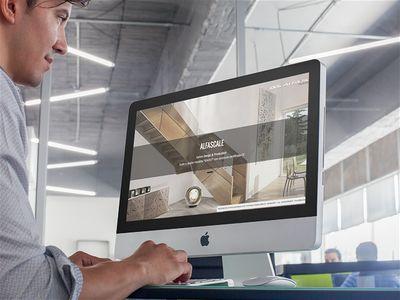 ALFASCALE - SITO WEB - AGILE IDEA-