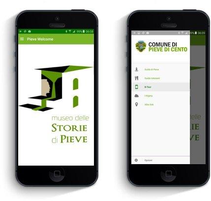 Sviluppo Mobile App Android Audio Guida