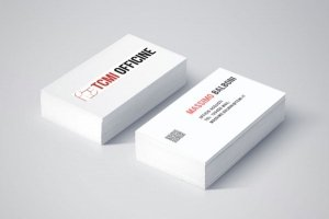 Studio logo - Corporate Identity TCMI Officine