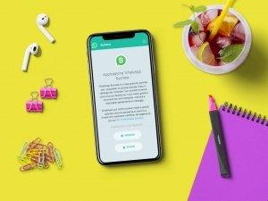 Whatsapp Business agile